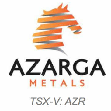 Azarga Metals Reports Excellent Ag-Cu Assay
