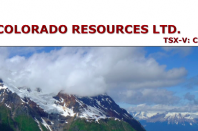 Colorado Resources, By Brian Leni  P.Eng