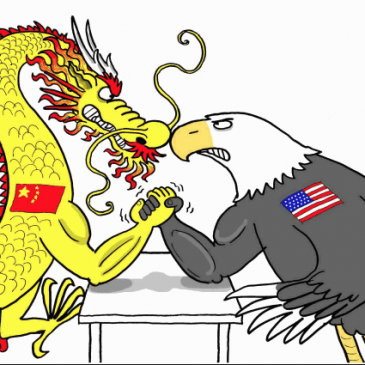 #China, #Russia, Global Terrorism, #Trump Has His Hands Full