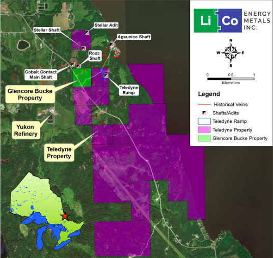 LiCo Energy Metals Reports 2nd Set of Good Drill Results