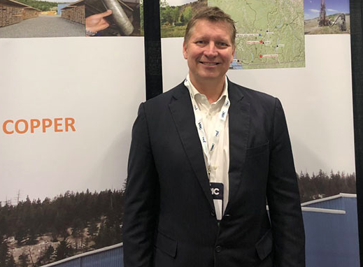 Guest Post Interview of Peter Espig of Nicola Mining