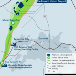 Piedmont Lithium, a Promising U.S. Hard Rock Play