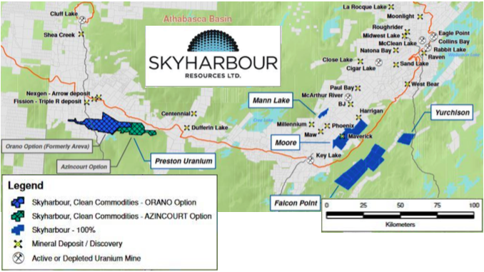 CEO Interview, Jordan Trimble, Skyharbour Resources