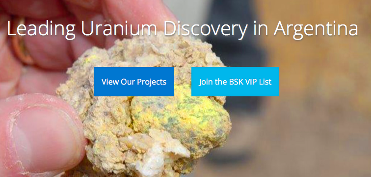 Blue Sky Uranium (TSX-V: BSK) expands exploration campaign at Amarillo Grande uranium-vanadium project