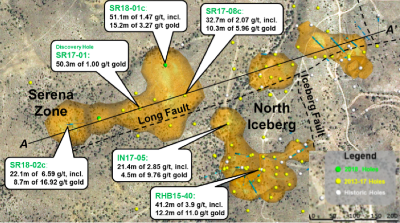 NuLegacy Gold, Following Barrick's Playbook, Drill Results Soon