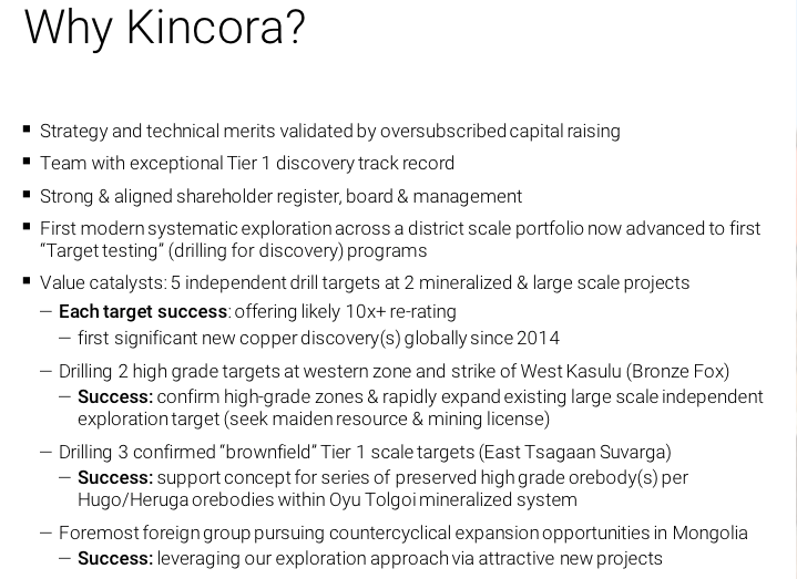 Exclusive, timely, SVP interview, Peter Leaman of Kincora Copper