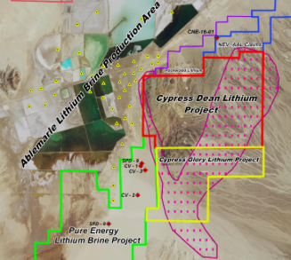 Is Cypress Development Corp. Sitting on a Multi-Million Tonne Lithium Resource?