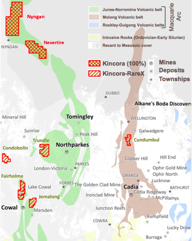 Kincora Copper's first drill result in NSW, Australia a winner! Second hole to be even better?