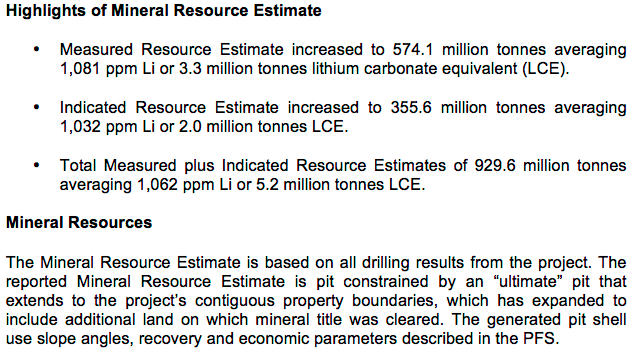 Cypress Development Corp. — massive lithium resource in U.S. just half the story!