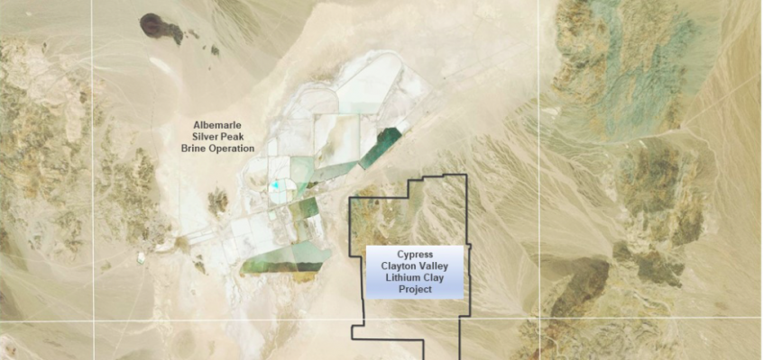 Interview: Dr. Bill Willoughby, CEO of lithium junior Cypress Development Corp.