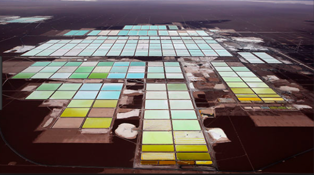 Will New Technologies Replace Lithium Brine Solar Evaporation Ponds?