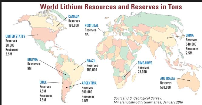 Chris Berry Weighs In On The Lithium Market Epstein