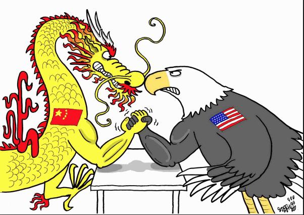 #China, #Russia, Global Terrorism, #Trump Has His Hands Full