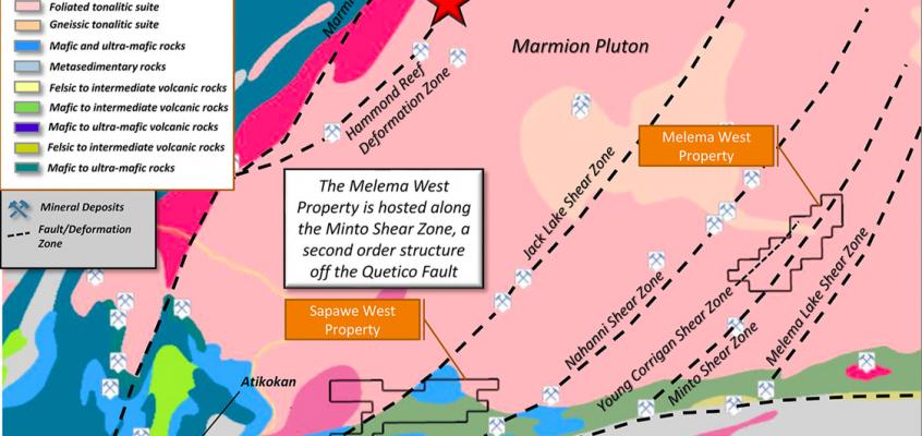 Portofino Resources; gold in Ontario, Canada + lithium brines in Argentina